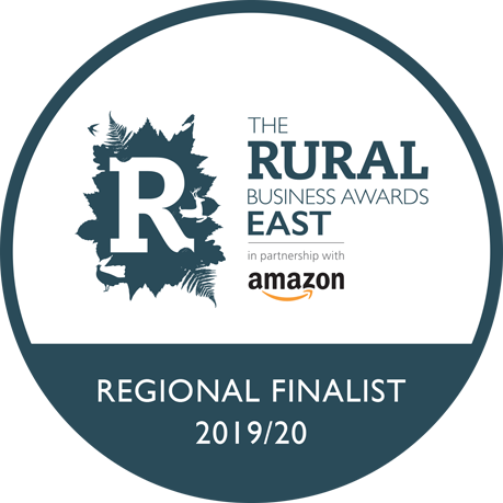Regional Finalist Rural Business Awards East