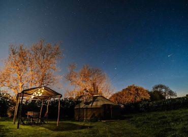 Glamping Holidays UK Suffolk Yurt Holidays